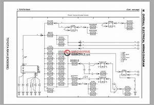 2007 Toyota Rav4 Wiring Diagrams Download