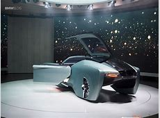 RollsRoyce Vision Next 100 Live photos from London