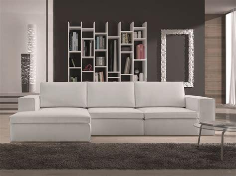 Divano Pelle Design : Il Bellissimo Divano Slide By Samoa. #white #bianco