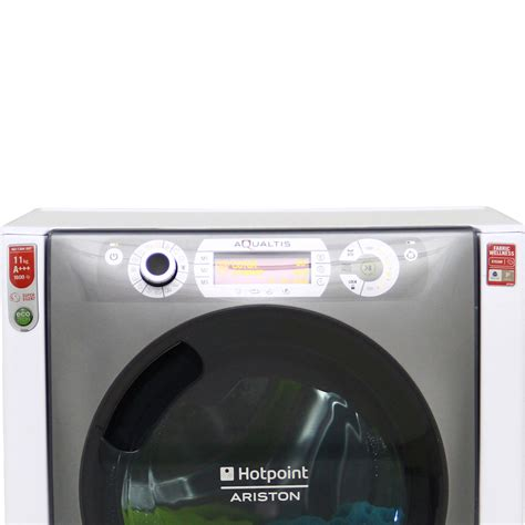 test hotpoint ariston aq113da697 eu a aqualtis lave