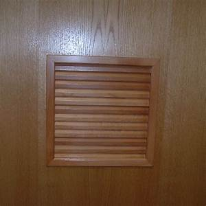 """Louver Inserts for 1-3/8"""" or 1-3/4"""" doors"""