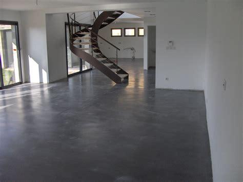 béton ciré sol cuisine en quoi le béton ciré peut donner du style à votre logement aurelia deco