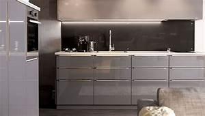 Ikea Metod Fronten : moderne metod einbauk che mit ringhult fronten k che ideen ikea kitchens kitchen und ikea ~ Frokenaadalensverden.com Haus und Dekorationen