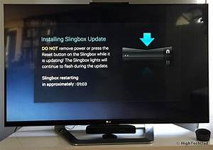 Slingbox 500 Review  Placeshifting Tv The Way You Want To