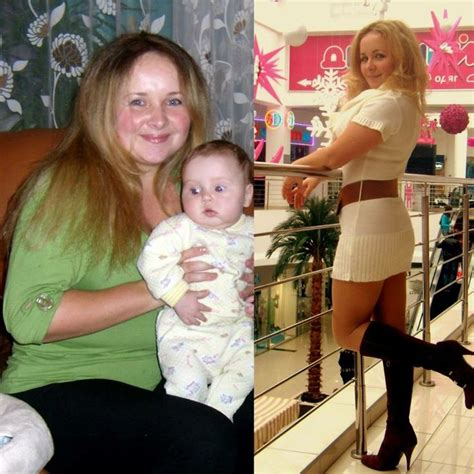 24 New Moms Weight Loss Transformations Losing Their Baby