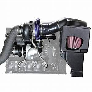 Ats Aurora Plus 7500 Compound Turbo System