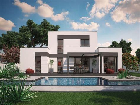 batir sa maison moderne faade by iso conseil habitation construire maison offre enfin un site