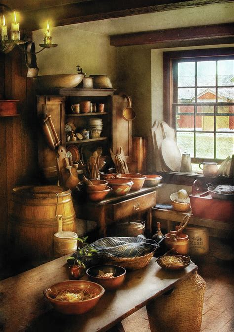 country kitchen cookware kitchen nothing like home cooking photograph by mike savad 2767