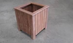 Jardiniere Plastique Gros Volume : pot de fleur jardini re sur mesure bois vercors piscine ~ Dailycaller-alerts.com Idées de Décoration