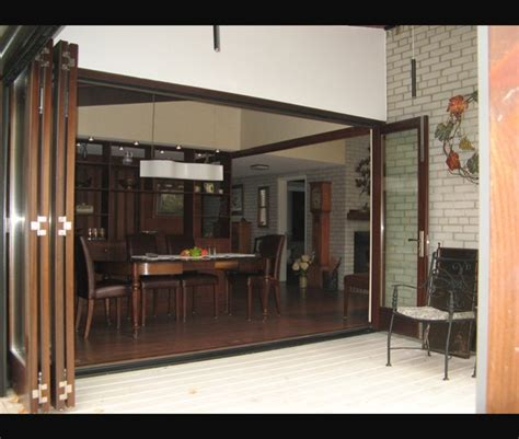 panoramic bi folding doors amberwood doors
