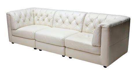 Contemporary Chesterfield Sofa by Contemporary Chesterfield Style Leather Sofa April