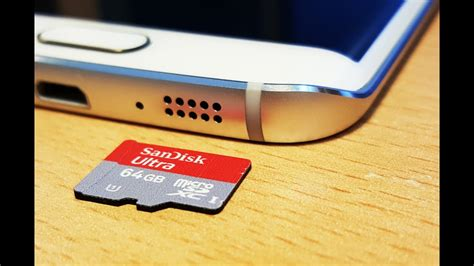 micro sd card expand storage  samsung galaxy