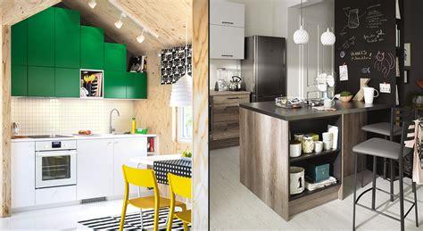 cuisines compactes cuisines compactes petits espaces place maison travaux
