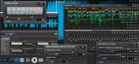 Comprehensive Audio Restoration Software