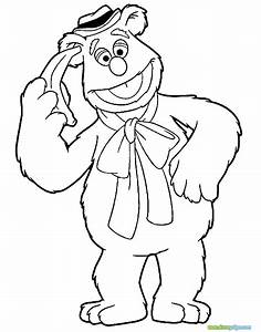 The Muppets Coloring Pages | Disney Coloring Book