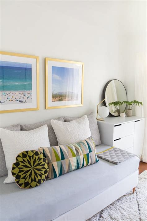 Turn Bed Into Sofa turn your bed into a how to make a into a