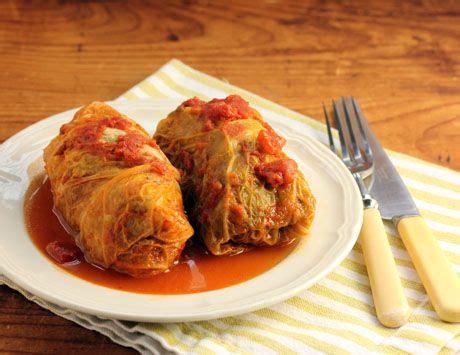 recipe  polish stuffed cabbage rolls golabki