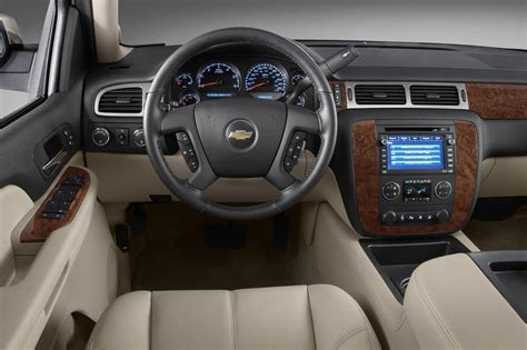 chevy tahoe interior dimensions image 2011 chevrolet tahoe review specs pictures price mpg