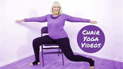 1000+ Ideas About Chair Yoga On Pinterest