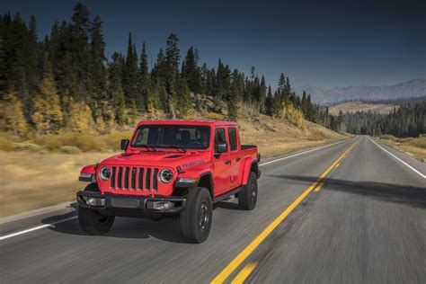 when can you order 2020 jeep gladiator 2020 jeep gladiator quirk