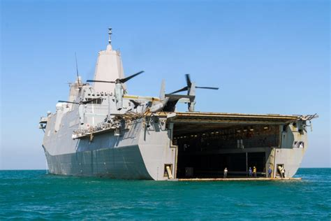 5th Fleet mission has USS New York showing off its ...