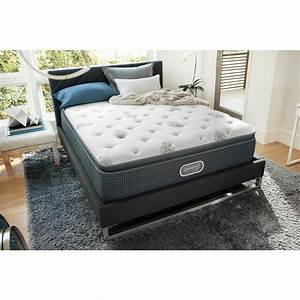 beautyrest silver river view harbor california king plush With best plush king mattress