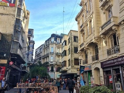 Montevideo, Uruguay: First Impressions | slightly astray
