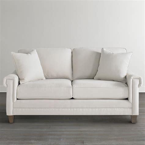 Custom Small Full Sleeper Sofa  Bassett Furniture