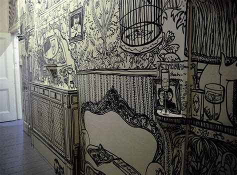 drawing wall designs awesome drawing on wall xcitefun net