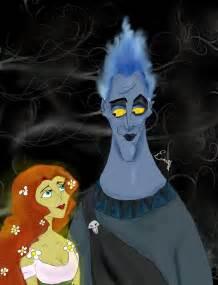 Persephone and Hades Disney