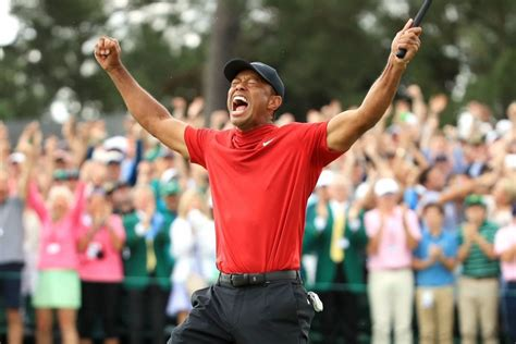 Tiger Woods Wins the 2019 Masters, Completing One of the ...