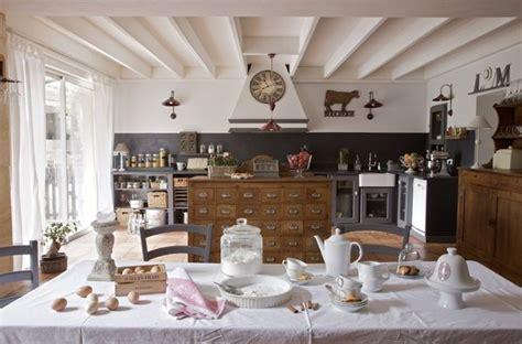 cuisine romantique aménagement cuisine romantique