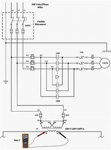 Troubleshooting An Open Circuit Faults In The Control