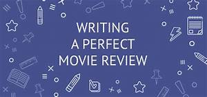 Writing movie reviews for students