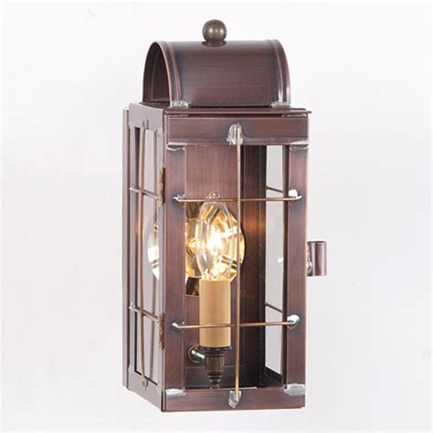lighting stores cape cod cape cod colonial revival exterior wall lantern copper
