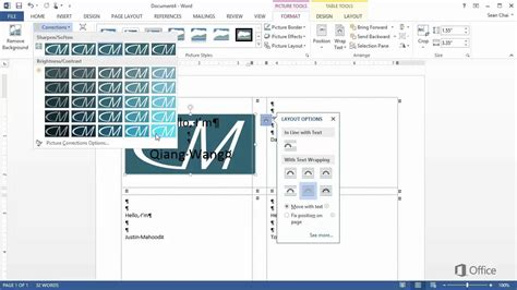 cassette j card template microsoft word create labels in word 2013 more options and