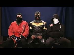 Masked Vigilantes: Heroes or Hoaxsters? - YouTube