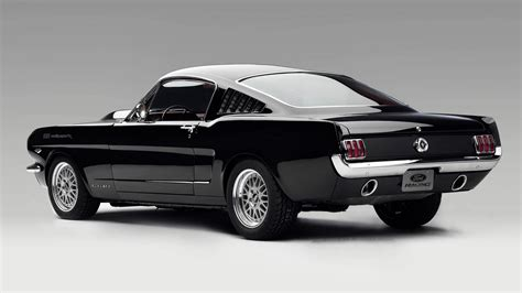 Classic Ford Mustang Wallpaper (74+ Images