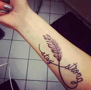 stay strong feather tattoo MEMES