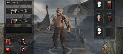 dual wielding beserker class added  war   vikings