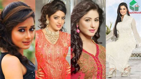 Top 10 Most Beautiful Star Plus Actress Youtube