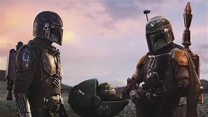 Mandalorian 4k Wars Boba Fett Star Wallpapers