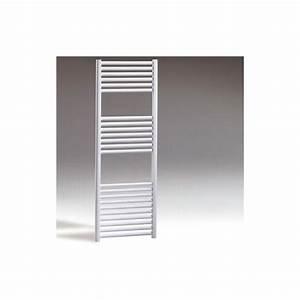 Seche Linge Largeur 45 Cm : radiateur s che serviette 180x45 cm blanc banio salle de bain ~ Medecine-chirurgie-esthetiques.com Avis de Voitures