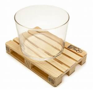 Dessous De Verre Bois : dessous de verre palette it lot de 4 bois naturel pa design ~ Teatrodelosmanantiales.com Idées de Décoration