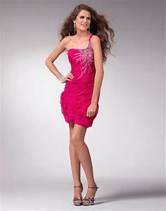 Hot Pink Cocktail Dress Ideas for Modern Girls – Designers ...