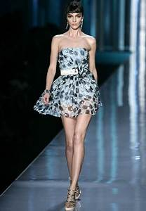 les robes des femmes With robe dior femme