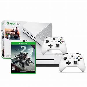Get A Great Xbox One S Bundle With Destiny 2 And ...