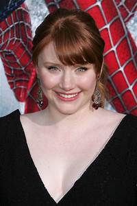 "Bryce Dallas Howard in Premiere Of ""Spider-Man 3"" At The ..."