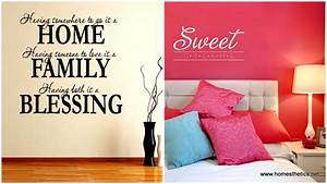 Diy wall quote art that will beautify your home
