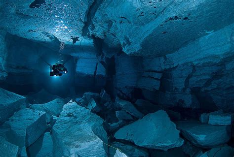 the world s largest underwater cave discover the undiscovered